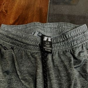 Russell Athletic Shorts - Like new! Men's grey athletic shorts